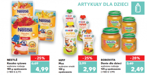 HITY z gazetki KAUFLAND oferta do 5.06.2019